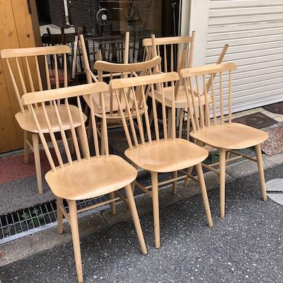 TON社のデザイナーズチェア買取しました。大阪インテリア家具のリサイクルショップOSMWORKS